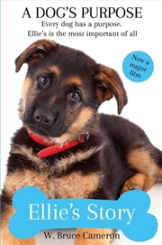 A Dogs Purpose - Ellies Story | Paperback Book