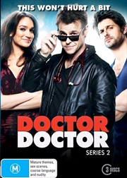 Doctor Doctor - Series 2 | DVD