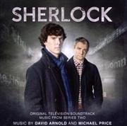 Sherlock- Music From Series 2   CD
