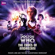 Doctor Who- The Caves Of Androzani | CD