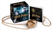 Harry Potter Time Turner Sticker Kit | Paperback Book