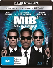 Men In Black 3 | UHD