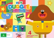 Hey Duggee - The Tail Wagging Treat - Limited Edition