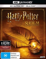 Harry Potter | Blu-ray + UHD - Collection - 8 Film | UHD