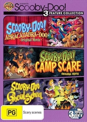 Scooby Doo - Abracadabra-Doo / And the Ghoul School / Camp Scare | DVD