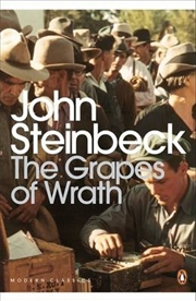 Grapes Of Wrath | Paperback Book