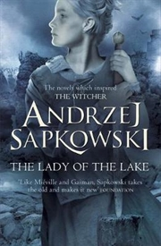 Lady Of The Lake Witcher Saga: Book 5 | Paperback Book