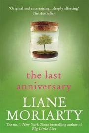 The Last Anniversary | Paperback Book