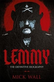 Lemmy -  Definitive Biography | Hardback Book