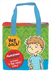Jack's Awesome Lunchbox | Paperback Book