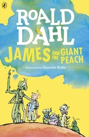 James And The Giant Peach | Paperback Book