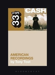 Johnny Cashs American Recordings | Paperback Book
