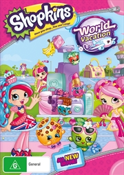 Shopkins - World Vacation | DVD
