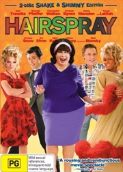 Hairspray (2007): 2 Disc Shake & Shimmy Edition