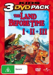 Land Before Time / The Great Valley Adventure / The Time of the Great Giving
