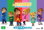 Alvin And The Chipmunks - We're Back With Style! | Collector's Gift Set