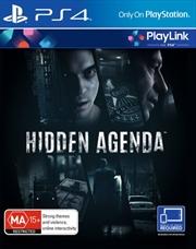 Hidden Agenda Playlink