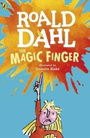 The Magic Finger | Paperback Book