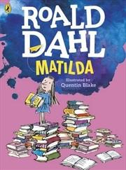 Matilda (Colour Edition) | Paperback Book