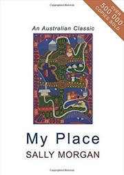 My Place | Paperback Book
