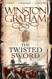 Poldark #11: The Twisted Sword | Paperback Book