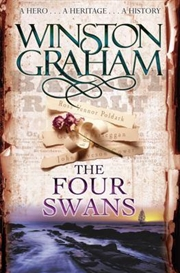 Poldark #6: The Four Swans | Paperback Book