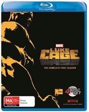 Luke Cage - Season 1 | Blu-ray