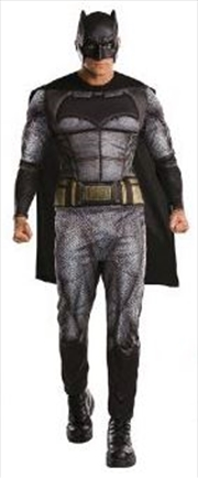 Batman Deluxe Justice League Costume (Adult)