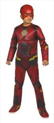 Flash Deluxe Costume (Child 6-8)