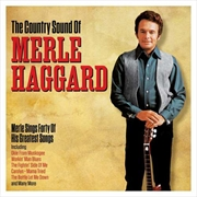 Country Sound Of Merle Haggard | CD