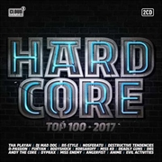 Hardcore Top 100 - 2017 | CD