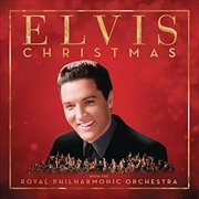 Christmas With Elvis Presley And The Royal Philharmonic Orchestra (Deluxe RED)