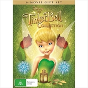Tinker Bell Collection 1-6