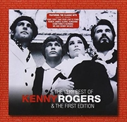 Very Best Of Kenny Rogers and The First Edition | CD