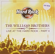 Live At The Hard Rock Part Ii | CD