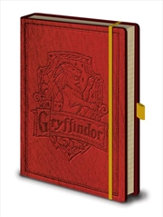 Gryffindor A5 Notebook