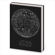 Death Star A5 Notebook