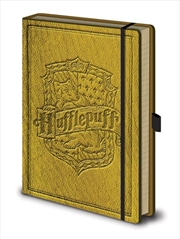 Hufflepuff A5 Notebook