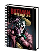 Killing Joke A5 Notebook