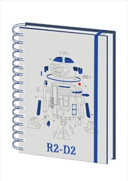 R2d2 A5 Notebook | Merchandise