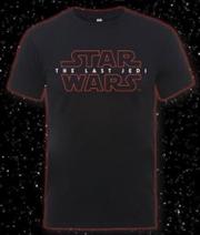 Last Jedi Logo Uni L | Apparel