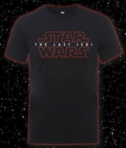 Last Jedi Logo Uni Xl | Apparel