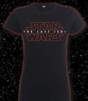 Last Jedi Logo Womens 12 | Apparel