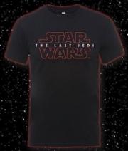 Last Jedi Logo Uni Xxl | Apparel