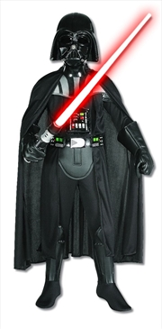 Darth Vader Deluxe Child L