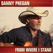 From Where I Stand | CD