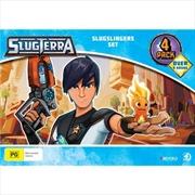 Slugterra Slugsling: 4 Pack