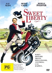Sweet Liberty | DVD