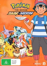 Pokemon The Series - Sun and Moon - Collection 1