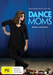 Dance Moms - Season 7 - Collection 2 | DVD